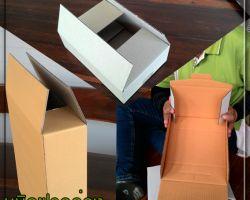 ชนิดของกล่องแบ่งตามฝากล่อง